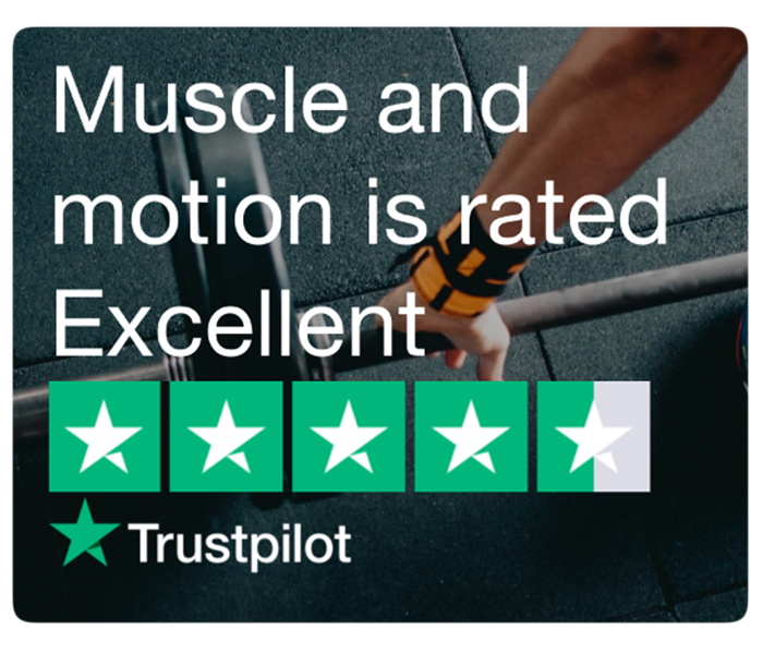 Muscle and Motion reviews